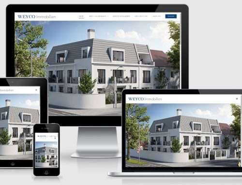 Website Weyco Immobilien